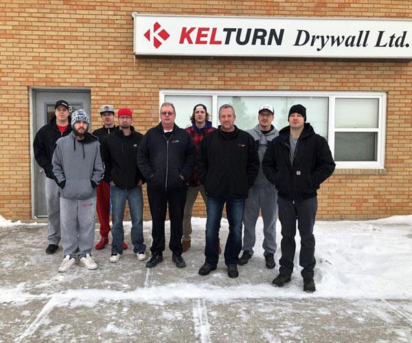Kelturn Staff